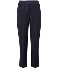 Cc Circle Broderie Trousers Navy