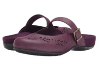 Vionic With Orthaheel Technology Rest Midway Mary Jane Plum Women's Maryjane Shoes Purple