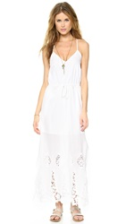 Liv Maxi Dress White
