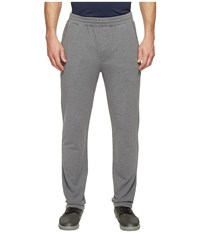 Travis Mathew Halpine Pants Heather Quiet Shade Men's Casual Pants Gray