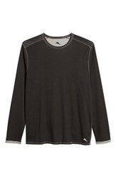 Tommy Bahama Dual In The Sun Reversible T Shirt Black