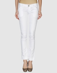 Miss Sixty Casual Pants White