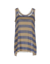 Fairly Topwear Tops Women Sand