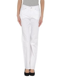 Escada Sport Casual Pants White