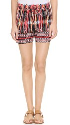 Ella Moss Citra Shorts Cherry