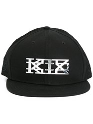 Ktz Logo Plaque Cap Black