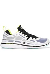 Athletic Propulsion Labs Prism Mesh And Rubber Sneakers White