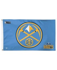 Wincraft Denver Nuggets Deluxe Flag Blue