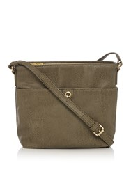 Ollie And Nic Nora Crossbody Olive