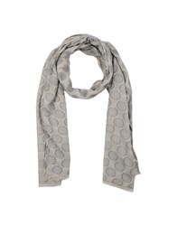 Momoni Momoni Accessories Stoles Women Grey