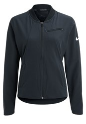 Nike Performance Showtime Tracksuit Top Black White