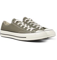 Converse 1970S Chuck Taylor All Star Canvas Sneakers Forest Green