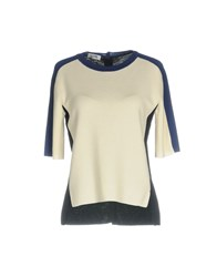 d1fd59615 Moschino Cheap And Chic Sweaters Ivory