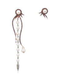 Katie Rowland Cocktail Drop Earrings