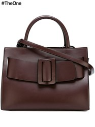 Boyy Large Tote Bag Brown