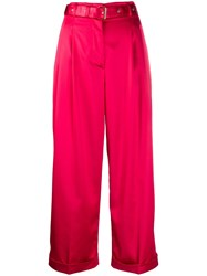 Peter Pilotto Cropped Wide Leg Trousers 60