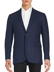 Ralph Lauren Nigel Windowpane Sportcoat Navy