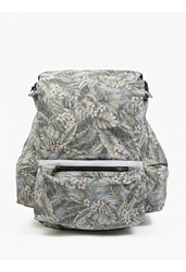 Christopher Raeburn Men's Floral Print Pack Away Backpack