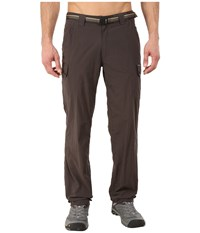 Exofficio Amphi Pants Dark Charcoal Men's Casual Pants Gray