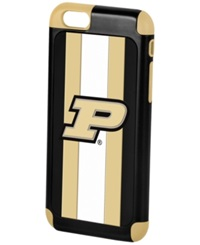 Forever Collectibles Purdue Boilermakers Iphone 6 Case Black