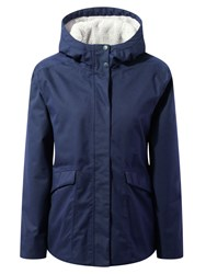 Craghoppers Lindi Insulating Waterproof Jacket Petrol