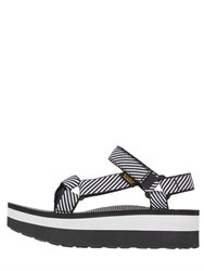 Teva 40Mm Striped Flatform Universal Sandals