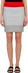 Boy By Band Of Outsiders Suspender Skirt Grey Size 0 0 Us