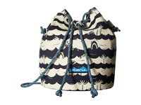 Kavu Bucket Bag Shark Bait Bags Beige