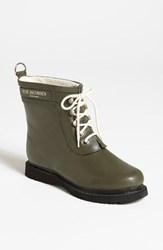 Ilse Jacobsen Women's Hornb K 'Rub' Boot Army