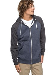 Quiksilver Men's Everyday Zip Hoodie Black