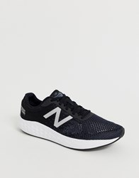 New Balance Running Rise Sneakers In Black Black