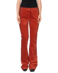Compagnia Italiana Trousers Casual Trousers Women Rust