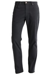 Bugatti Nevada Straight Leg Jeans Grau Grey