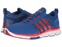 Adidas Speed Trainer 2 Collegiate Royal Power Red Tech Grey Metallic S14 Running Shoes Blue