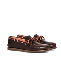 Sperry Gold Cup One Eye Boat Shoe Brown