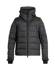 Moncler Camurac Quilted Down Ski Jacket Navy Multi