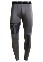 Your Turn Active Tights Mid Grey