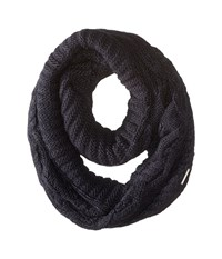 Michael Michael Kors Hand Knit Large Infinity Scarf New Navy Scarves