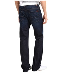 7 For All Mankind Austyn Relaxed Straight Leg In Los Angeles Dark Los Angeles Dark Men's Jeans Blue