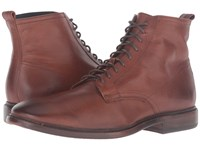 Frye Patrick Lace Up Copper Men's Shoes Bronze