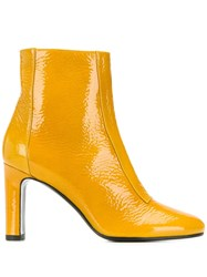 Michel Vivien Cleve Boots Yellow