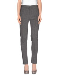 Marella Trousers Casual Trousers Women Grey