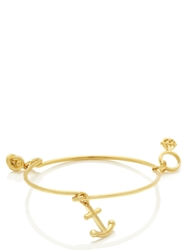 Kate Spade Anchor Charm Bangle Gold