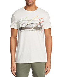 Sol Angeles Surf Check Short Sleeve Tee White