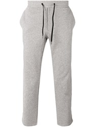Marc Jacobs Side Stripe Track Pants Grey