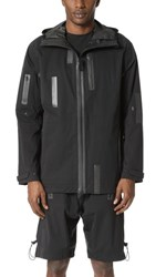 Y 3 Sport Rain Zip Jacket Black