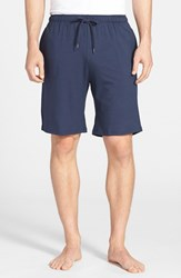 Men's Derek Rose 'Basel' Stretch Modal Lounge Shorts Denim