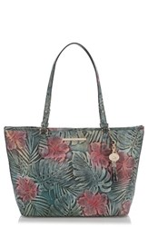 Brahmin Floral Medium Asher Tote