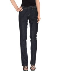 Polo Ralph Lauren Denim Denim Trousers Women Blue