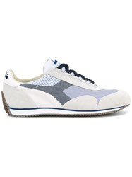 Diadora Lace Up Sneakers Nude Neutrals